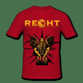 T-shirt Chtulhu