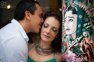 Maquillaje para casamiento civil a domicilio en Capital Federal