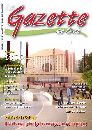 LA GAZETTE DU SUD 10-2017