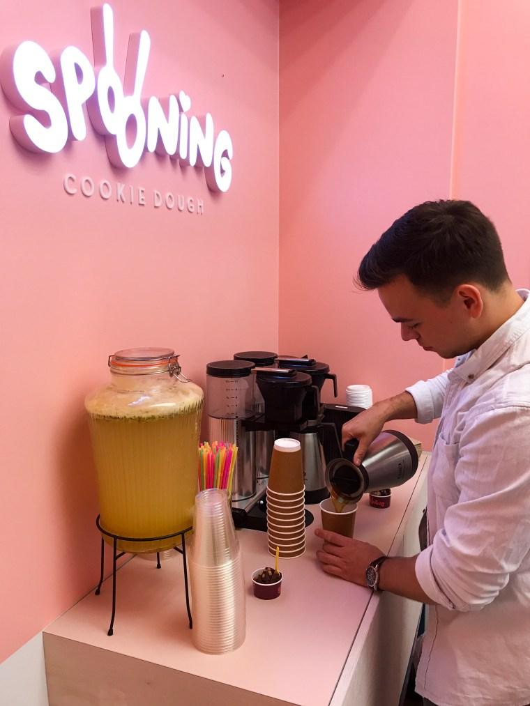 Keksteig und Kaffee - Perfect Match