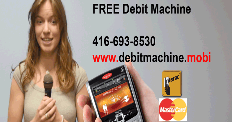 Free Debit Machine Regina