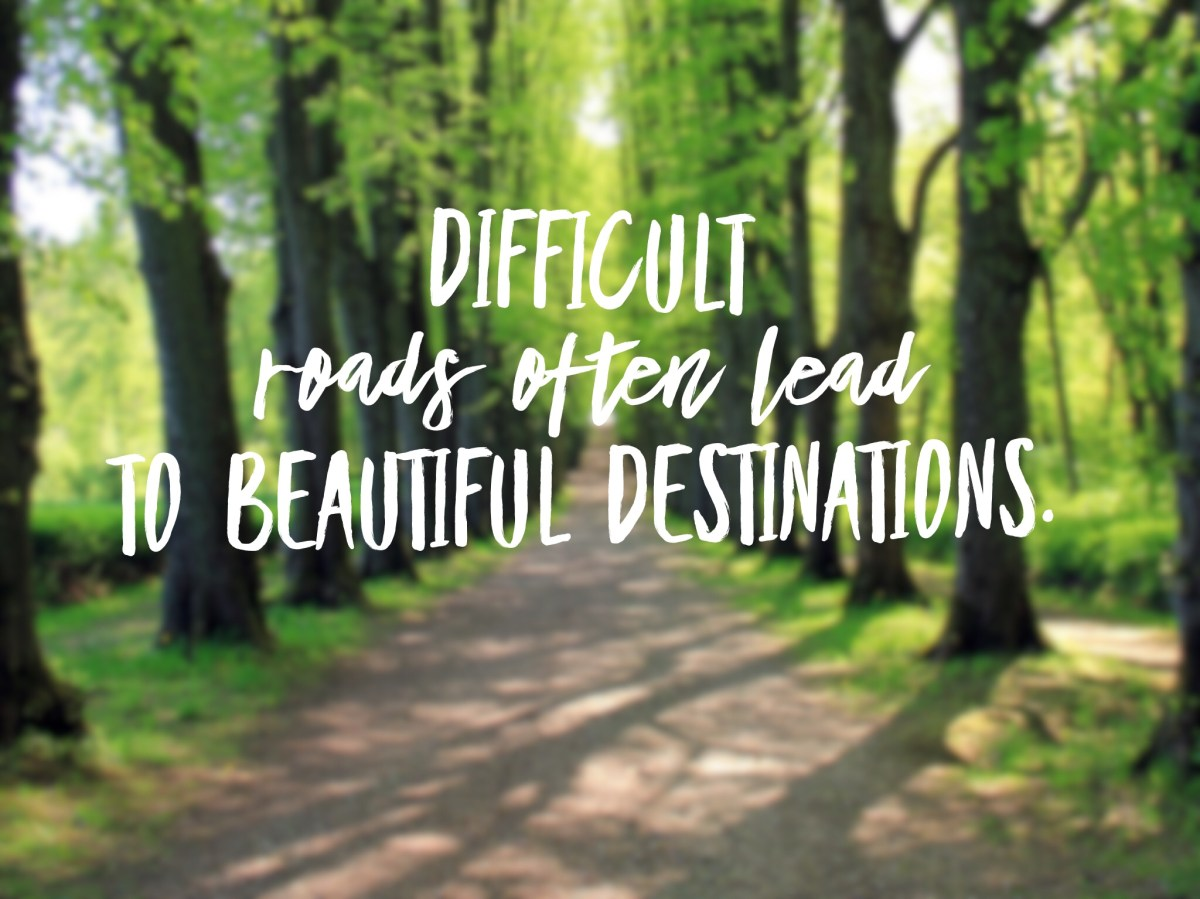 Beautiful Destinations in Pain