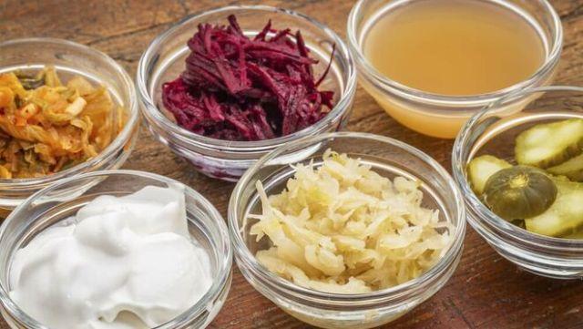 Alimentos ricos en probioticos