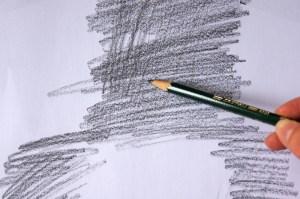 Vorzeichnung abpausen variante eins Regina Dambeck Illustrationen