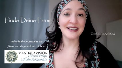 Blogpararte Kristina Maschek Mandalavision