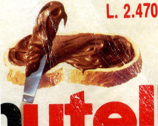 UN DUE TRE.... CHE PALLE! Allo spettacolo della Guzzanti preferisco un bel barattolo di Nutella