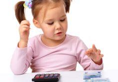 Como ensinar seus filhos a economizar dinheiro