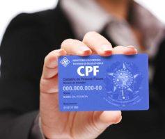 IRPF 2019 – Dependentes precisam encaminhar o CPF