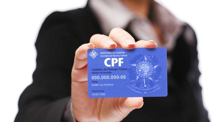 IRPF 2019 - Dependentes precisam encaminhar o CPF