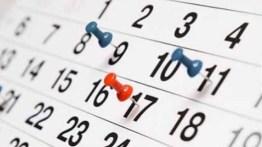 Confira a lista de feriados prolongados em 2020