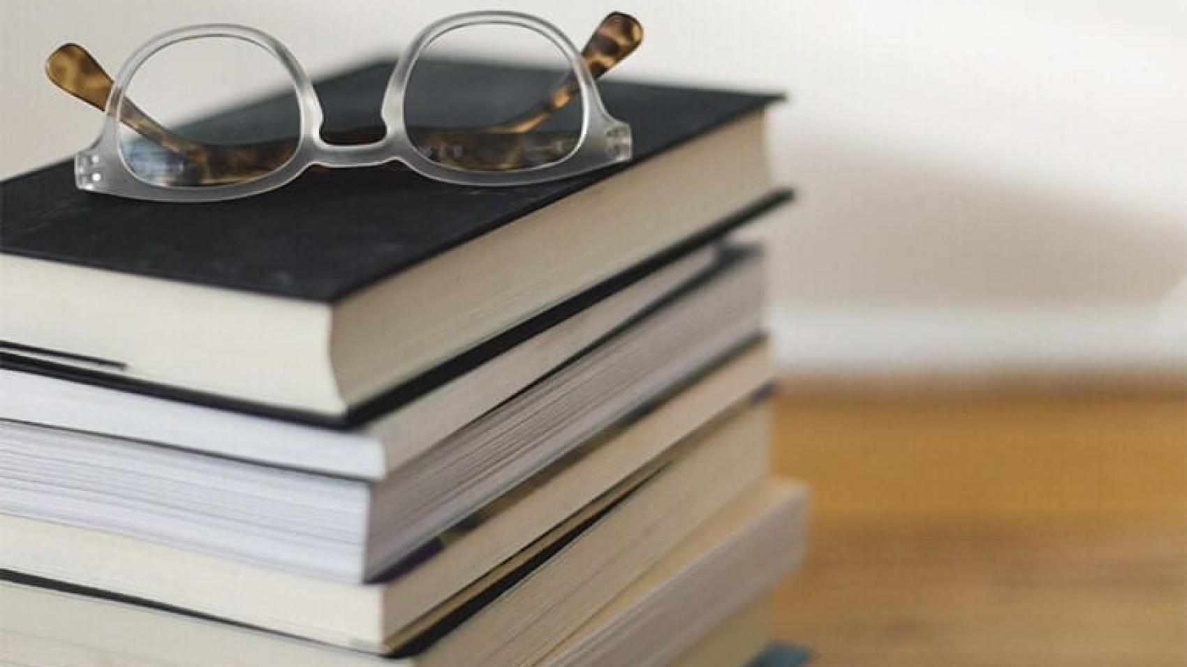 Livros, os bons companheiros