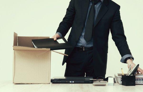 pedir demissão sem estresse
