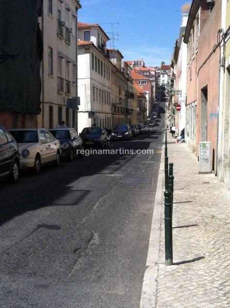 Rua de São Marçal, Lisbon