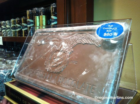 Ghirardelli Chocolate, 5LB of it - dreamy!
