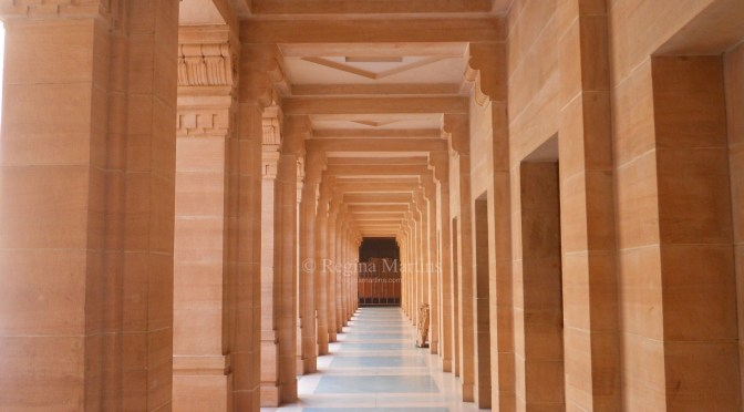 Umaid Bhawan Palace, Jodhpur, India, Rajasthan, Golden Triangle