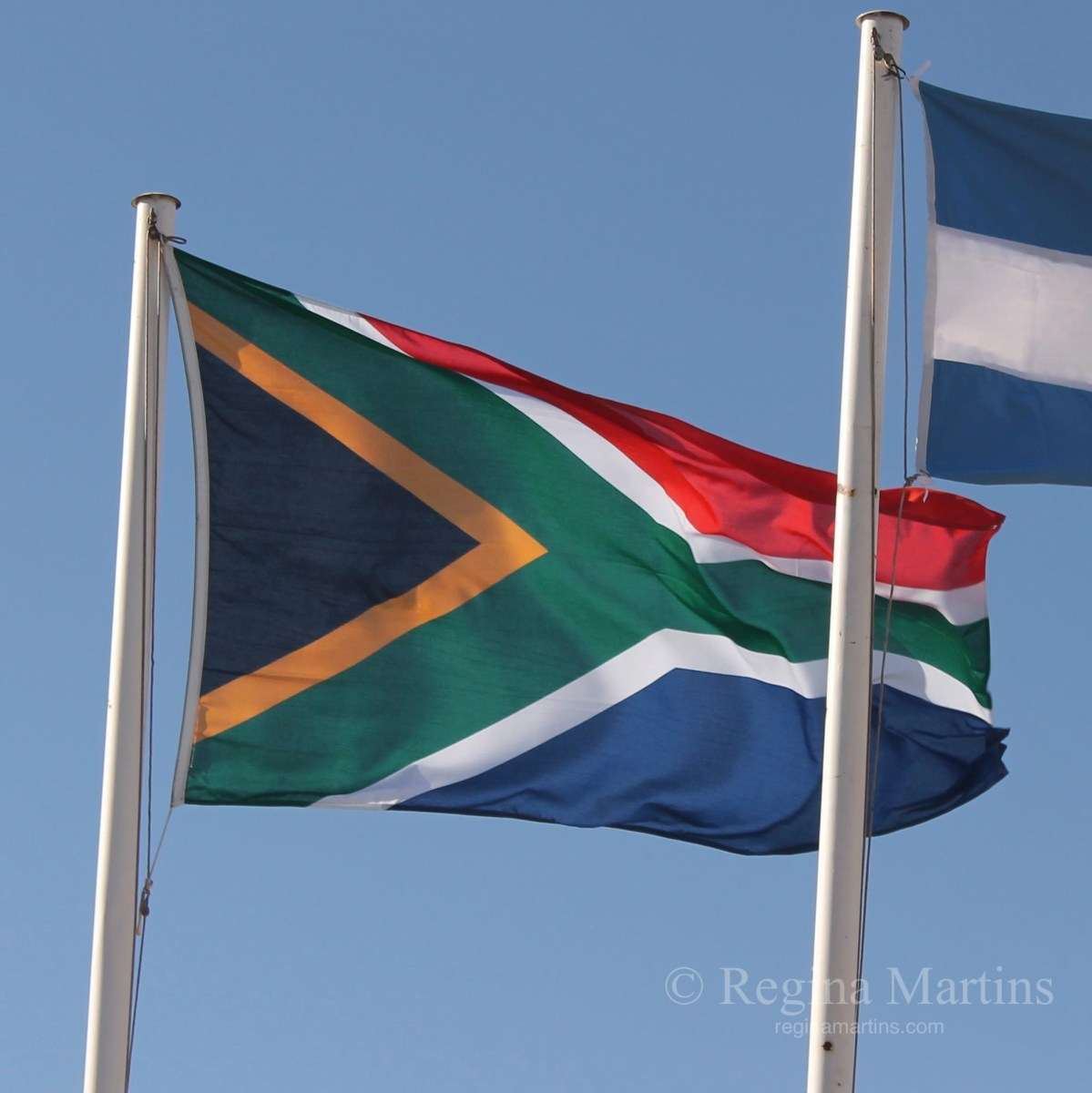South Africa, My House, My Home - Proudly ZA!