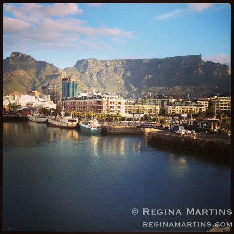 Table Mountain by reginamartins.com