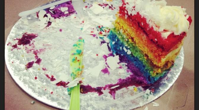WordPress Weekly Photo: Roy G. Biv – Eating the Rainbow