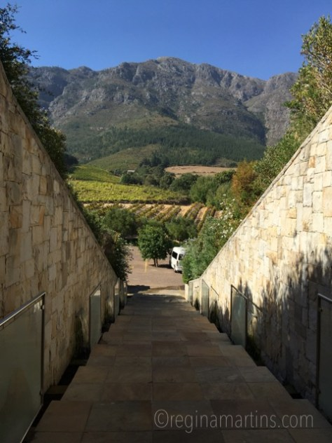 Dieu Donne, Franschoek Valley © Regina Martins