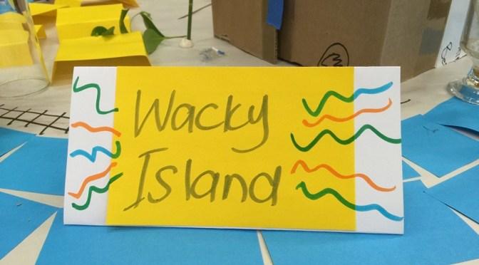 Weekend Coffee Share: Welcome To Wacky Island