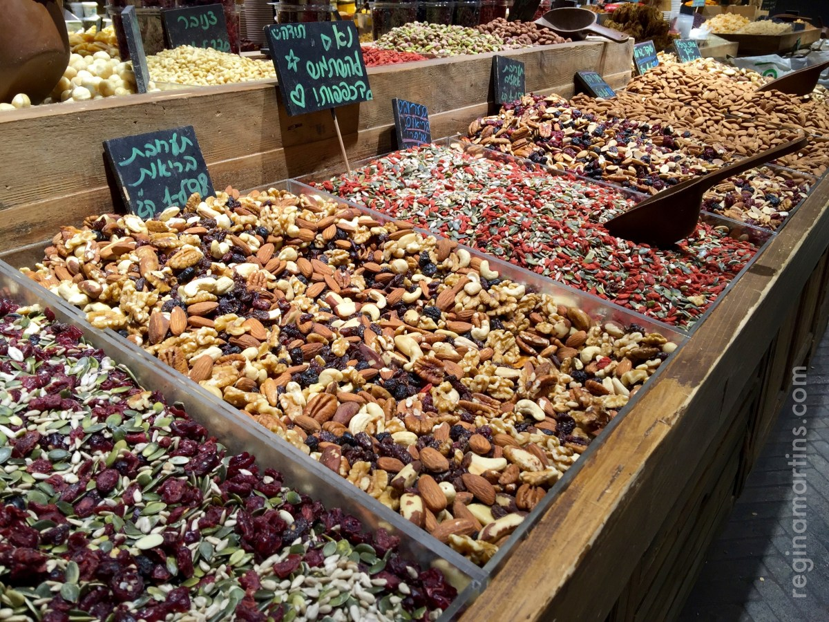 Wordpress Weekly Photo: Vibrancy At Sarona Market, Tel Aviv