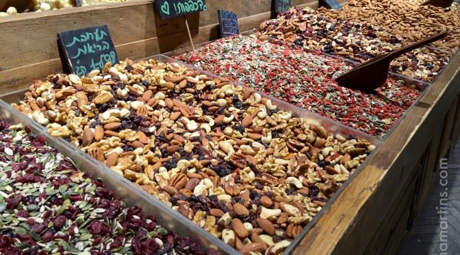 WordPress Weekly Photo: Vibrancy At Sarona Market, Tel Aviv