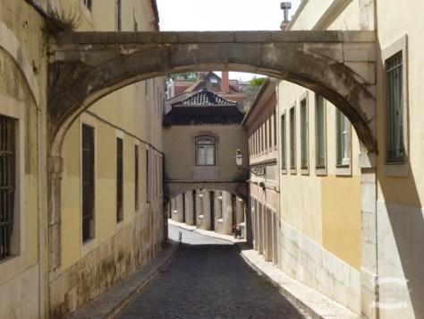 Archway and walkway ©2016 Regina Martins