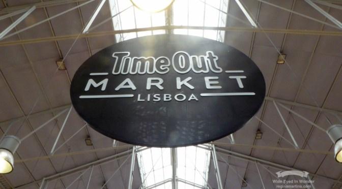 Mercado Da Ribeira aka Timeout Market Lisbon