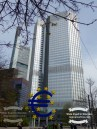 Eurotower, the seat of the European Central Bank ©2017 Regina Martins
