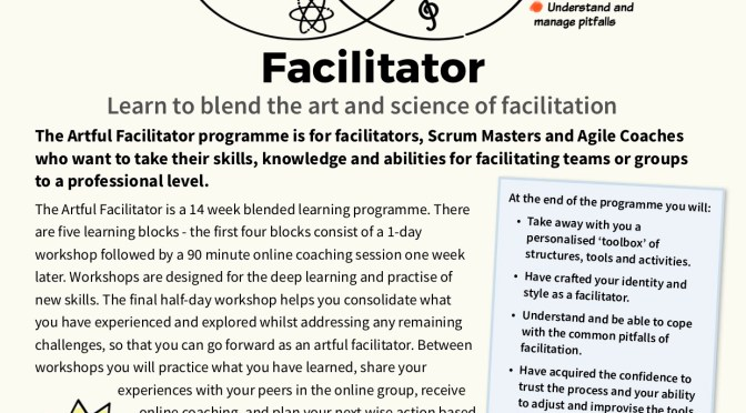The Artful Facilitator Programme
