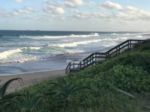 Stairway to the beach ©2018 Regina Martins