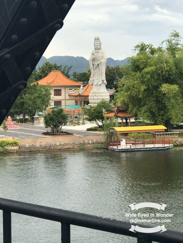 blogging for A to Z challenge Kanchanaburi