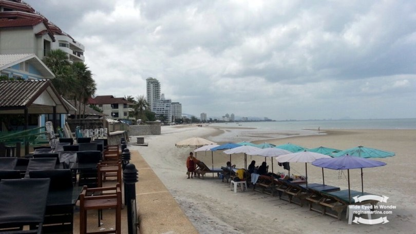 Blogging for A to Z Hua Hin