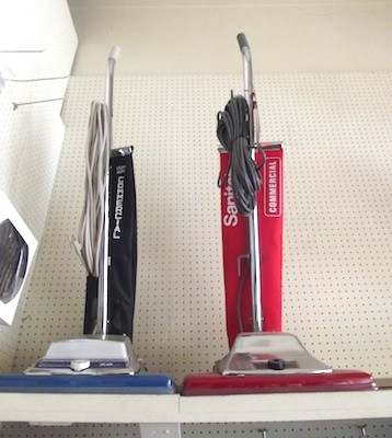 Upright Sanitaire Commercial Vacuum