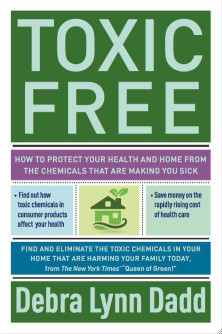 Book cover for Toxic Free. Click to order.