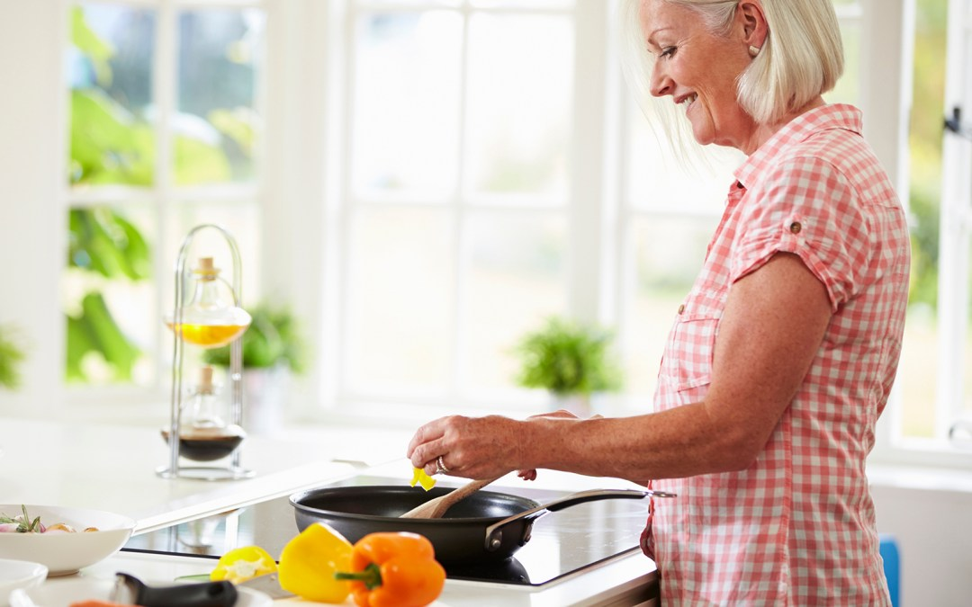 Aging Well By Eating Well