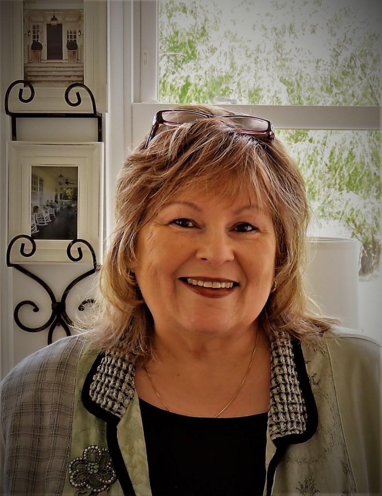 Regina Becknell - Christian Writer
