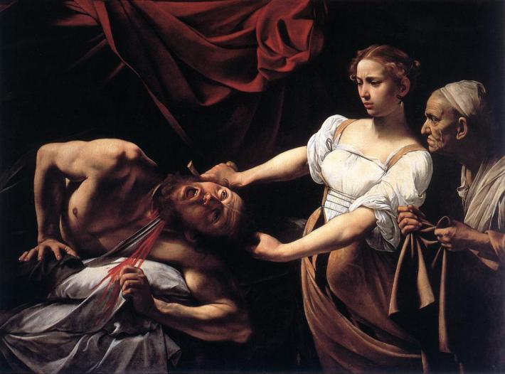 ამ სურათს აქვს ცარიელი alt ატრიბუტი; ფაილის სახელი: Caravaggio_Judith_Beheading_Holofernes.jpg