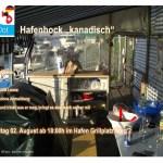 Einladung Hafenhock 02.08.2013