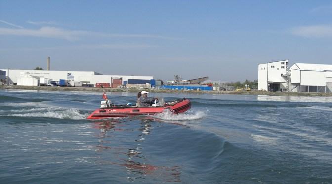 Schlauchbootausflug-nach-village-neuf-25-09-2011, Rückfahrt