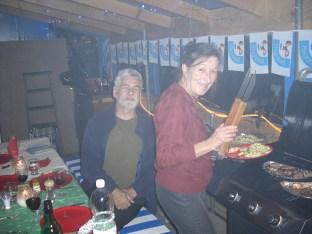 Organisatoren Candlelight Dinner 4