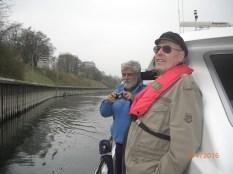 Bootsfahrt Merlin BS-Rheinfelden 02.04.2016
