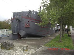 Bootshafen Kembs Restaurant La Péniche