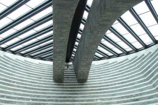 Planung 1986-92. Fertigstellung 1998 Architekt: Mario Botta