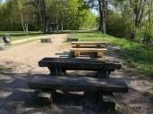 Picknickplatz alte Kandermündung Restrhein Rkm 175.3 RU