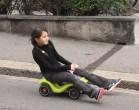 Boby Car Rennen