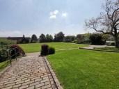 Garten Abteikirche Peter & Paul, Ottmarsheim