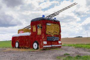 Feuerwehrauto (copyright: Detlef Apolinarski)