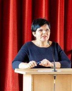 Ines Senftleben, Regionalmanagerin vom Schönburger Land