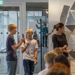 Architektur macht Schule, Auftakt im Zentrum für Baukultur, Dresden 2018